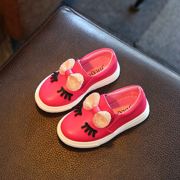 Cute Bow Loafers