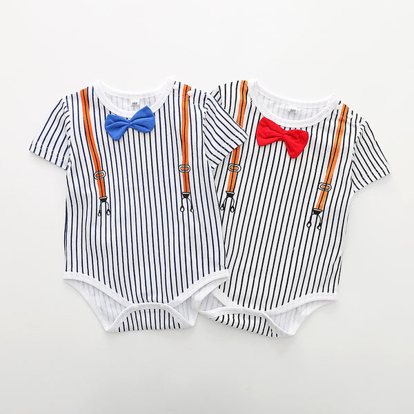 Striped Baby Onesies