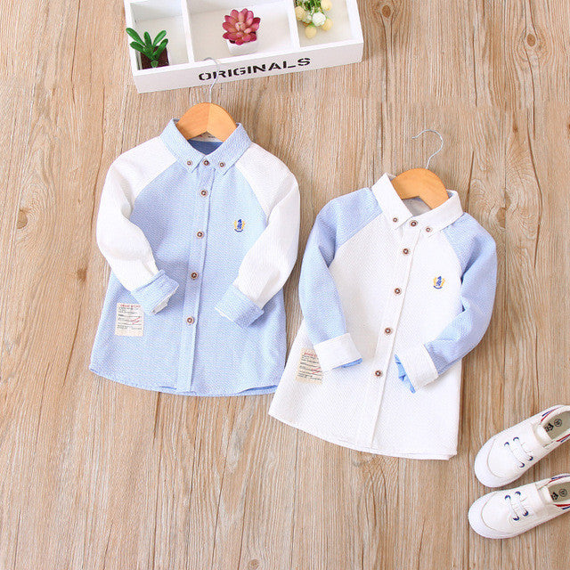 Double Colour Shirt