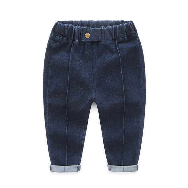 Pintuck Denim