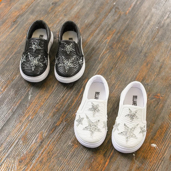 Star Glitter Shoes