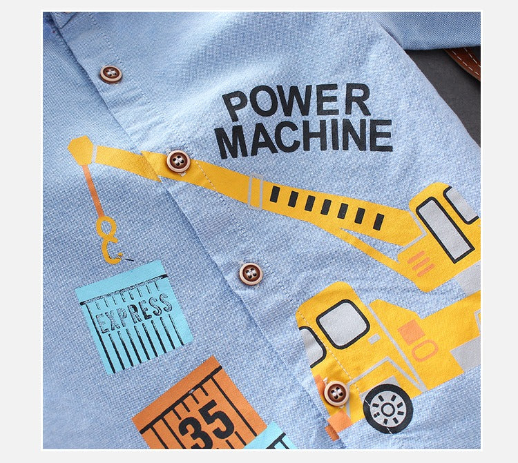 Power Machine Shirt