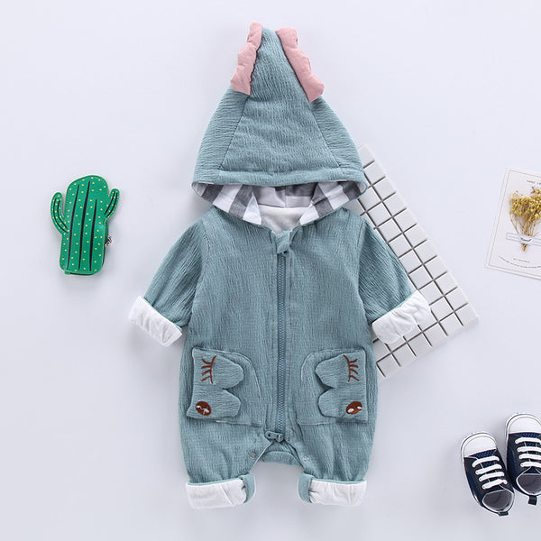 Baby Fish Winter Jumpsuit