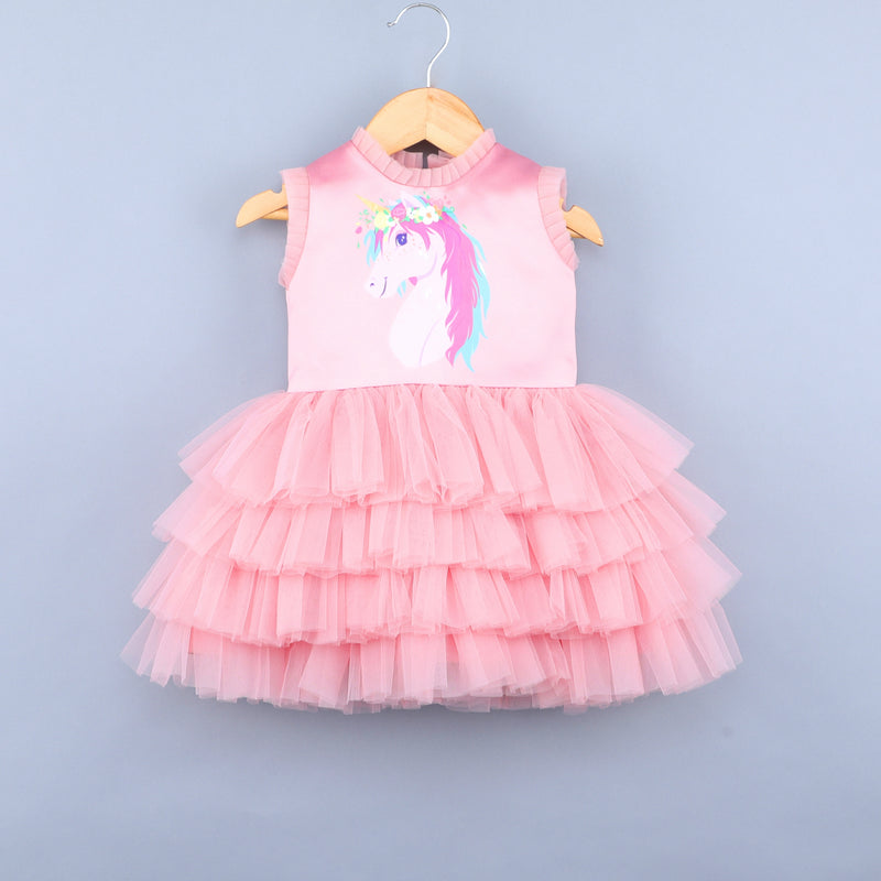 Unicorn Pink Dress