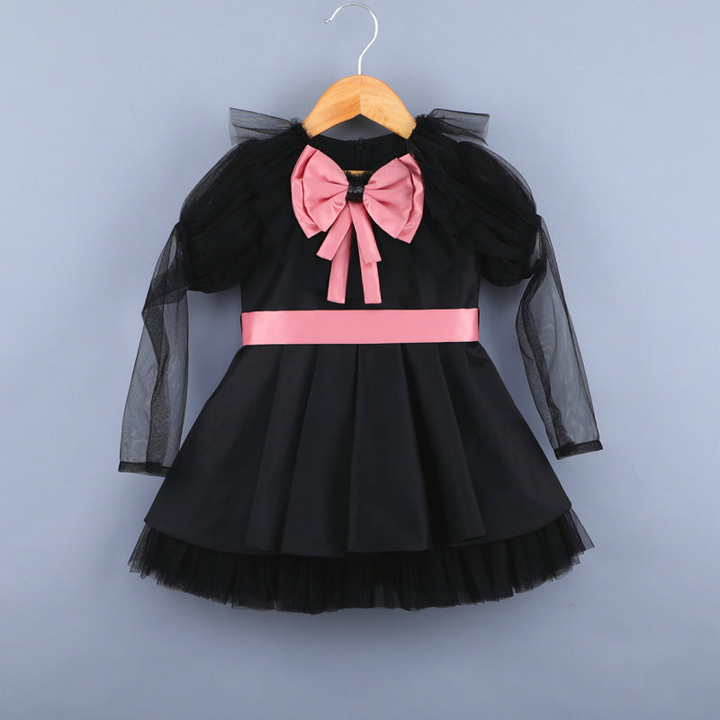 Mia Bow dress