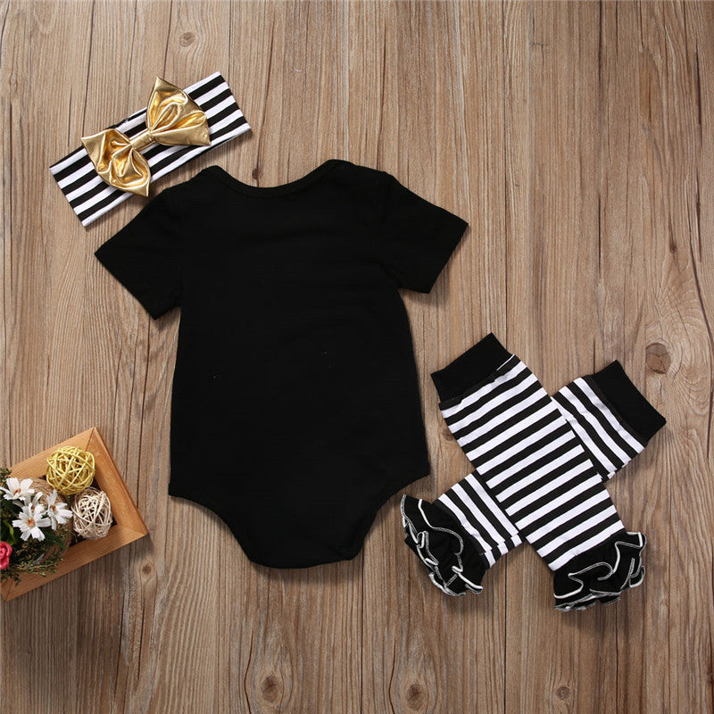 Mommy Is Stylist Romper Set