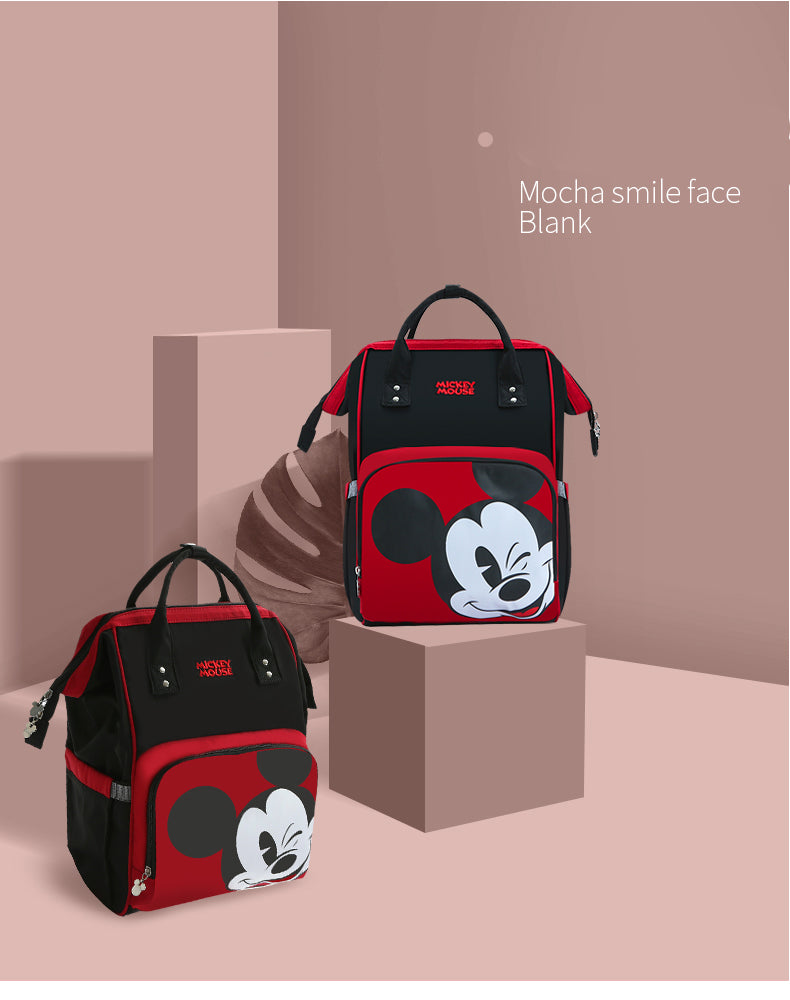 Minnie And Mickey Diaper Bags