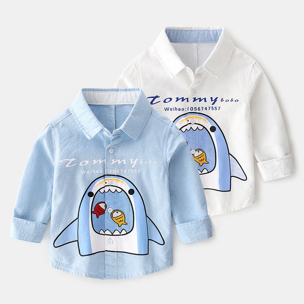 Shark Made Shirts