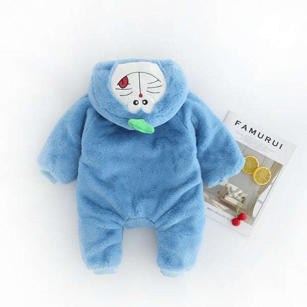 Doraemon Winter Jumpsuit