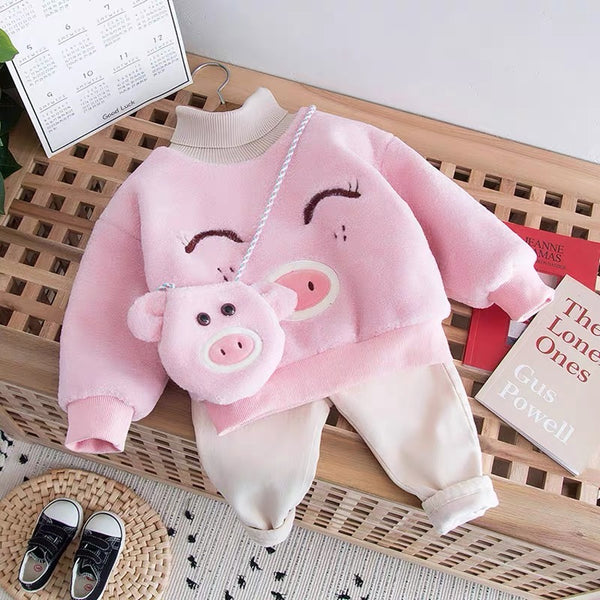 Pig Made Winter Set