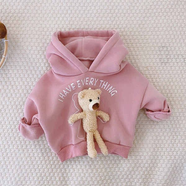 Teddy Bear Winter hoodies