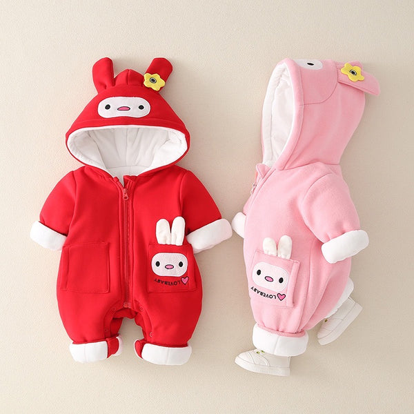 Bunny Winter Jumpsuit