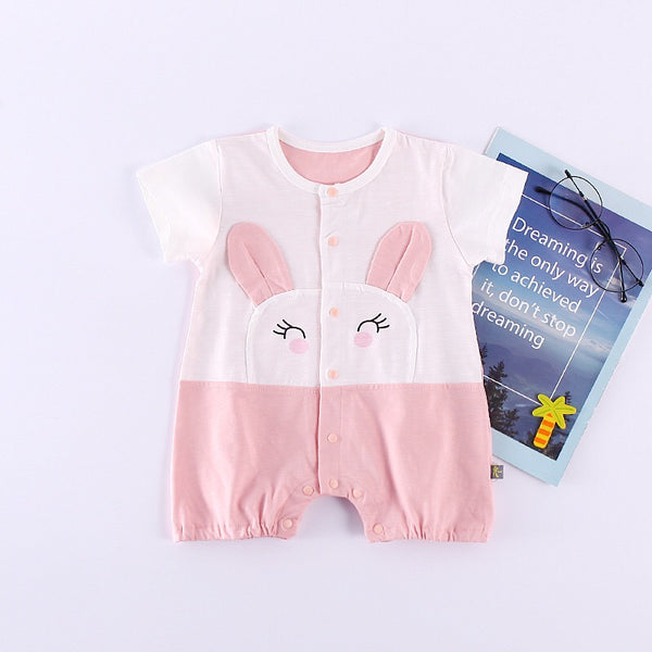 Animal Ears Romper