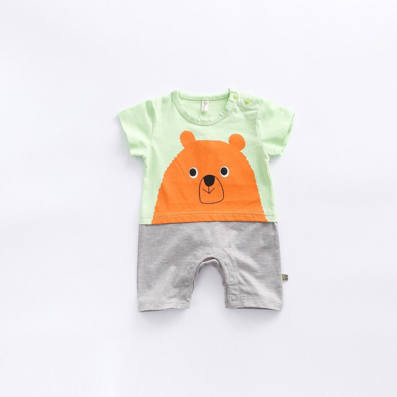 Bear Made Romper