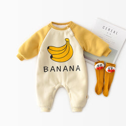 Banana Made Winter Jumpsuit