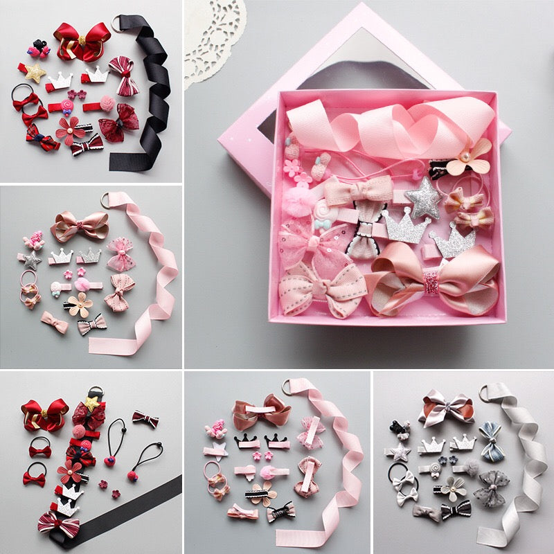 18 Pack Hairclips