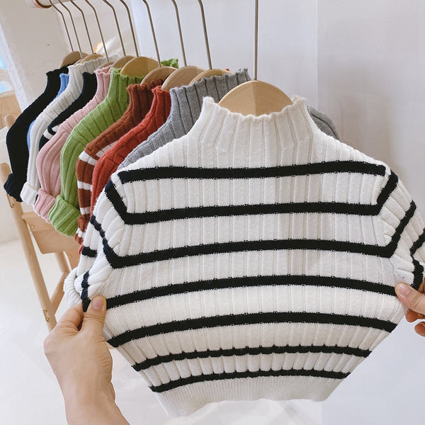 High Neck Sweaters