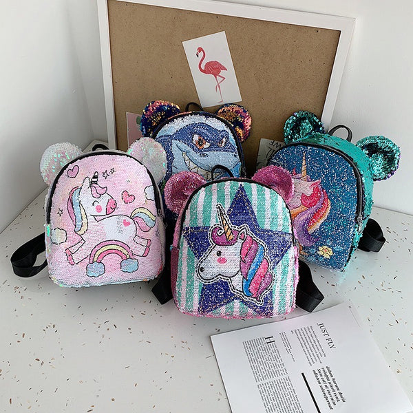 Unicorn Sequence Bag