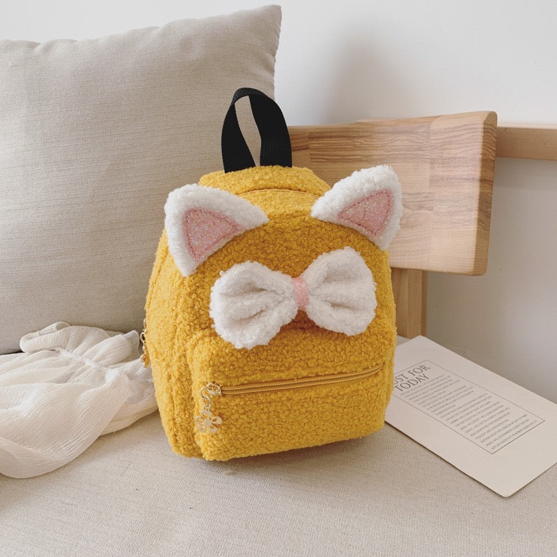 Cat Ear Bow Bags
