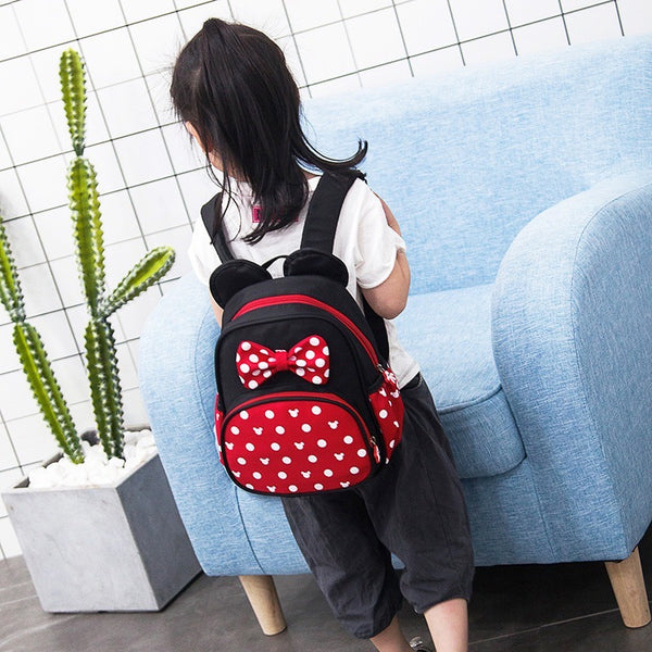 Minnie And Mickey Baby Bags