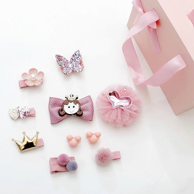 8-10 Pack Hairclips