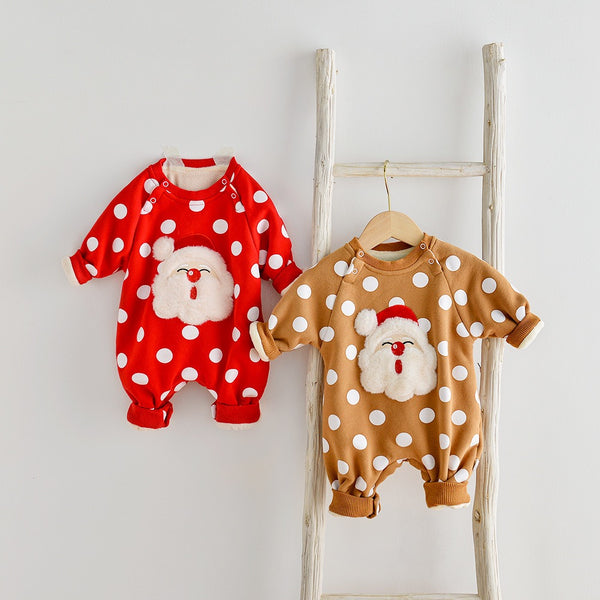 Santa Winter Jumpsuits