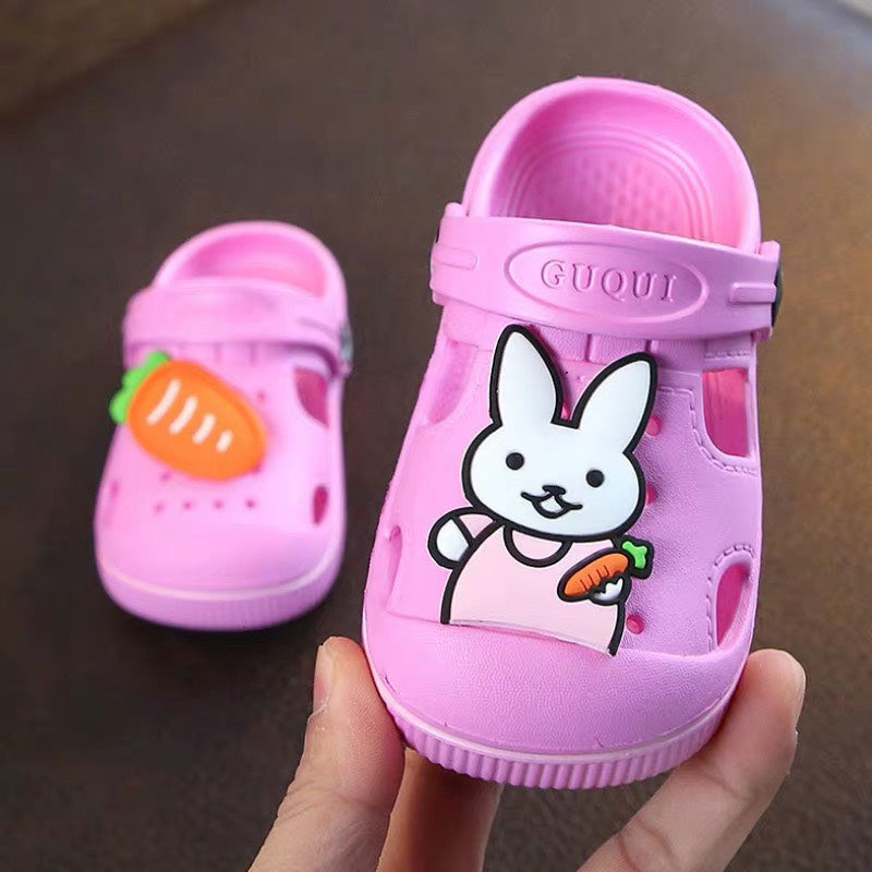 Carrot Made Baby Crocs
