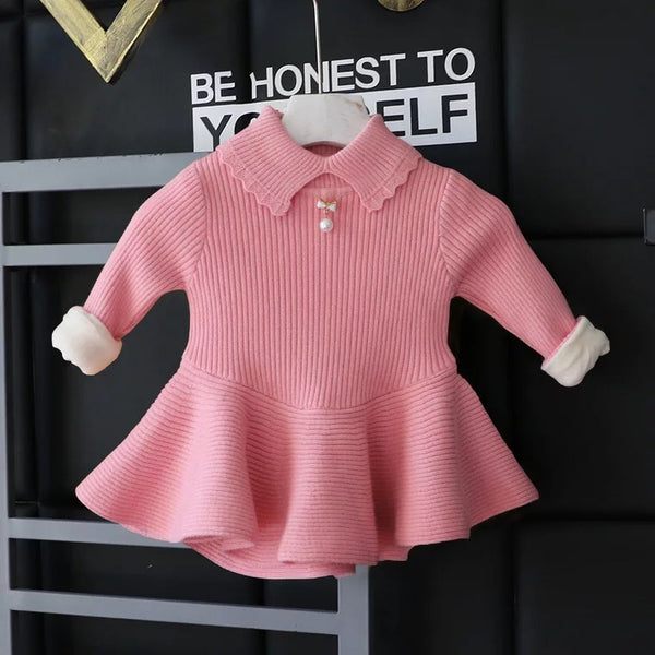 Peplum Long Sleeves Sweater