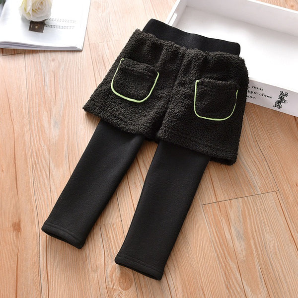 Double Pocket Winter Pants