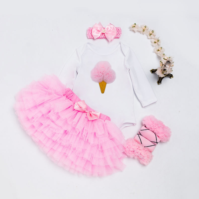 Shape Made Tutu Dresses With Leggings
