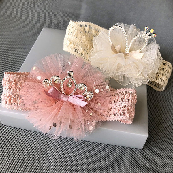 Lace Patterned Headbands
