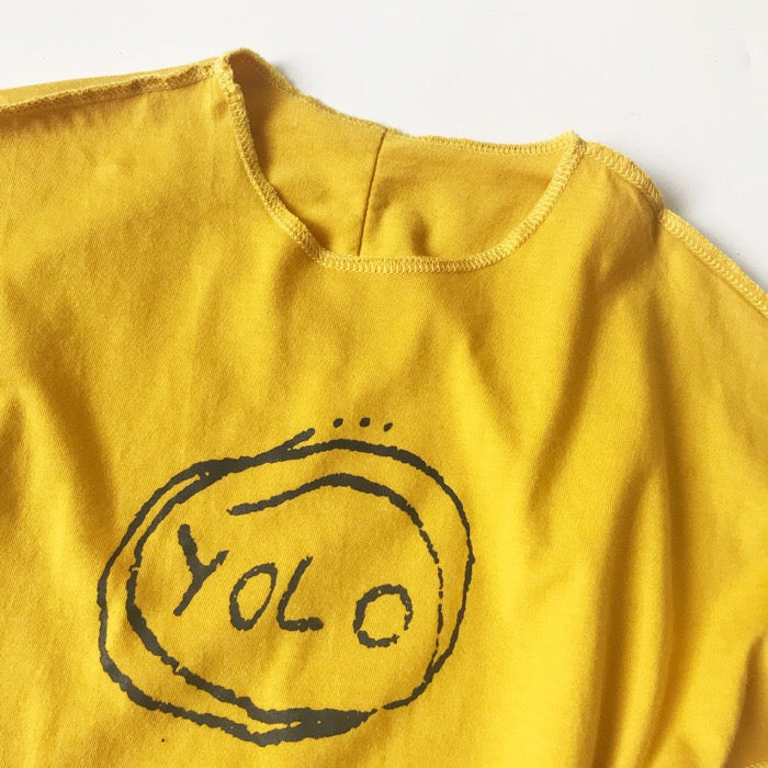 Yolo Loose Fit Summer Tshirts