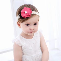 Flower Shaped Stylish Headband