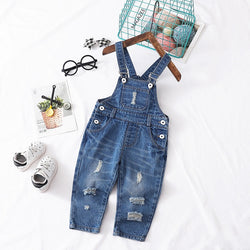 Rugged Denim Dungaree