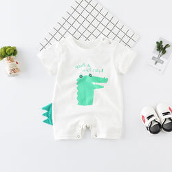 Giraffe Made Summer Jumpsuit