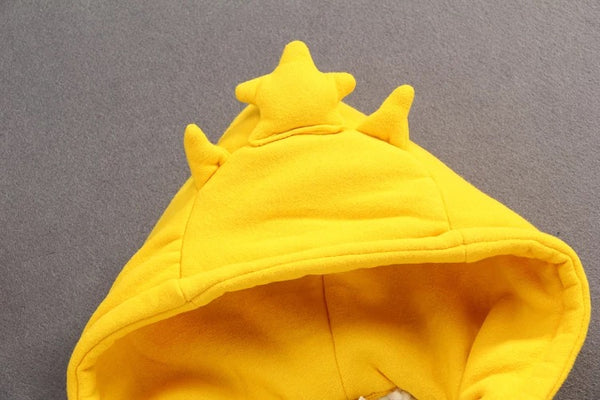 Duck Style Fleece Jacket