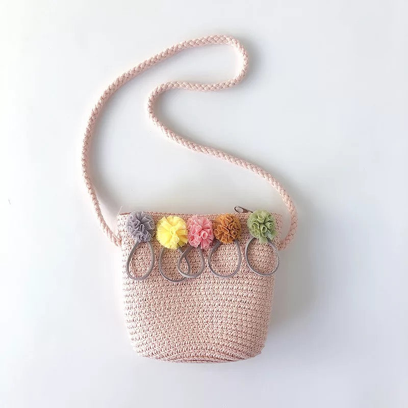 Flower Rings Sling Bag