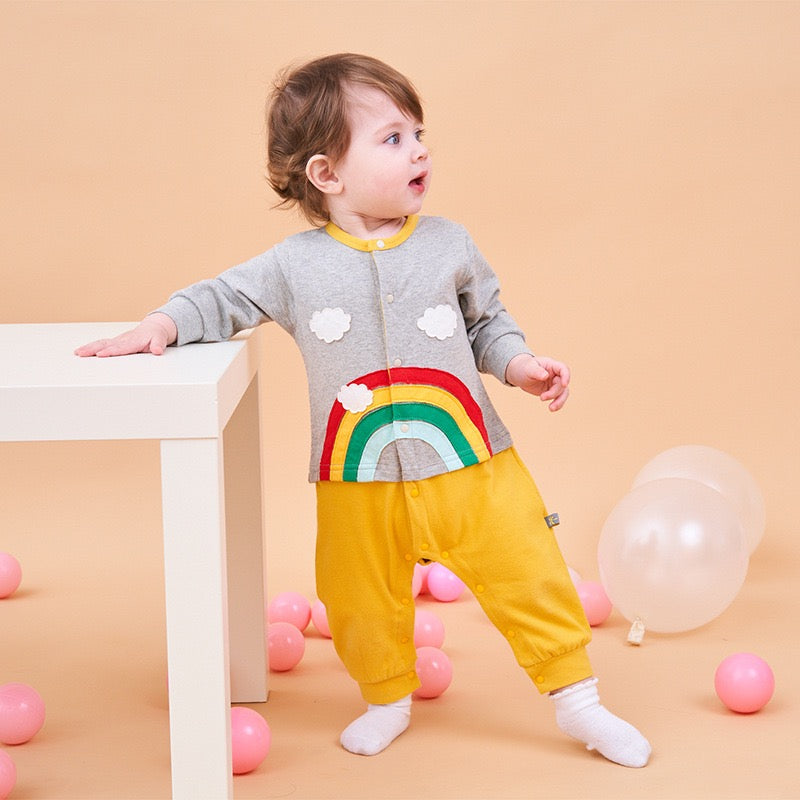 Rainbow Made Jumpsuit