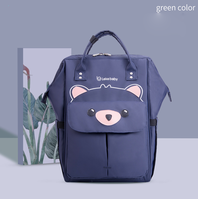 Animal Made Diaper Bags
