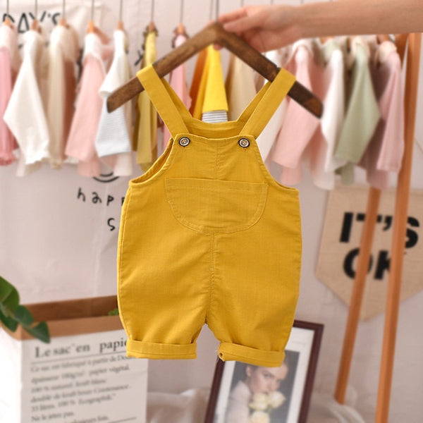 One Pocket Dungaree