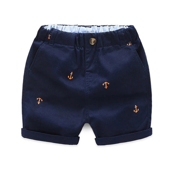 Anchor Printed Summer Shorts