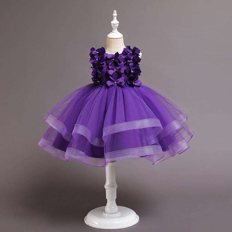 Bow Made Party Dress