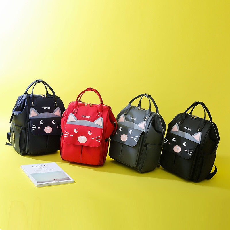Cat Made Diaper Bags