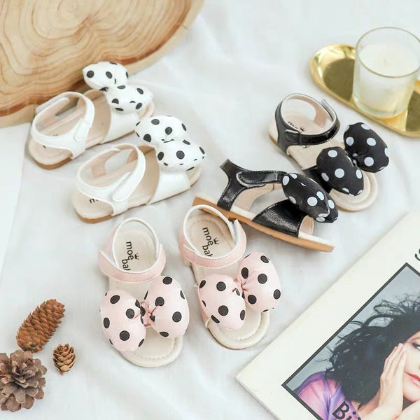Minnie Bow Sandals