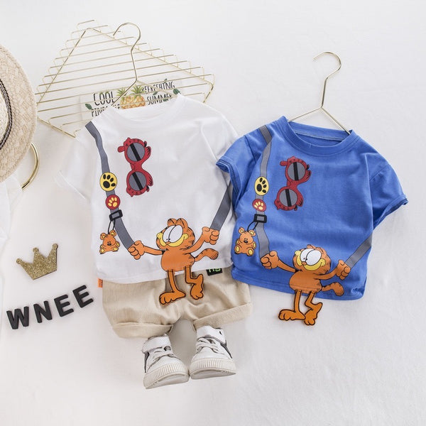 Garfield Summer Set