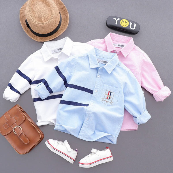 Stripe Summer Shirt
