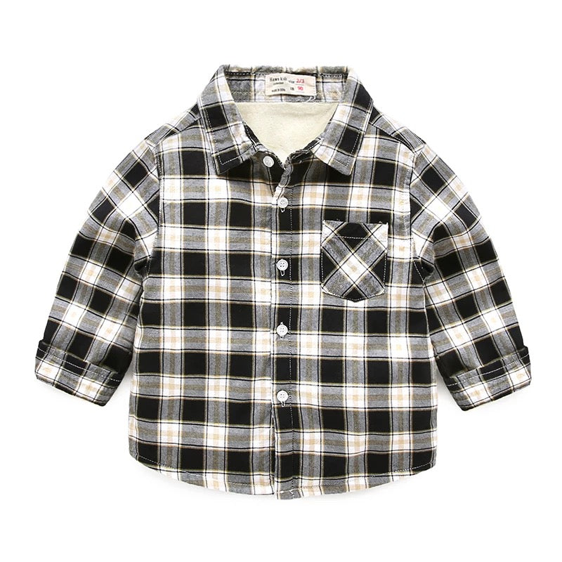 Checks Winter Shirt