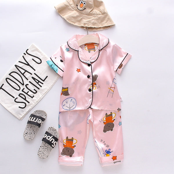 Teddy Night Suit
