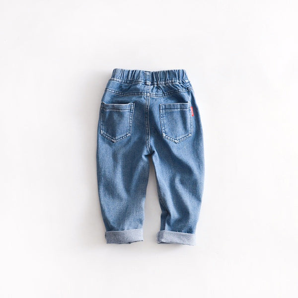 Cloud Made Rugged Denim