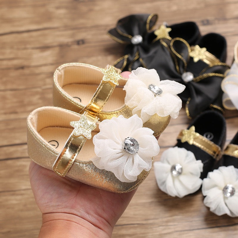 Bow And Flower Party Toddler Bellies